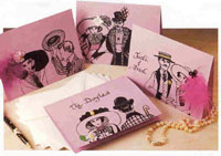 Pictures of Vitorian Couples Cards