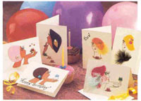 Picture of Birthday Ladies Cards