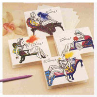 Picture of Reclining Ladies Cards