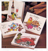 Picture of Bon Appetit Cards